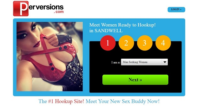 perversions bdsm hookup site review