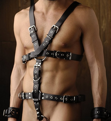 body harness with cock ring best bdm sex toys