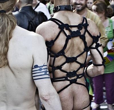 harness BDSM terms A-Z